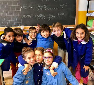 bambini della scuola primara