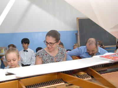 Saggio scuola di pianoforte