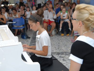 saggio di pianoforte